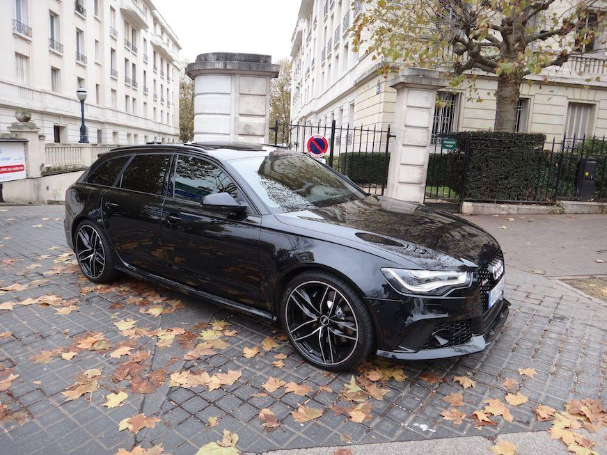 Audi RS6 AVANT 4.0L V8 Bi Turbo