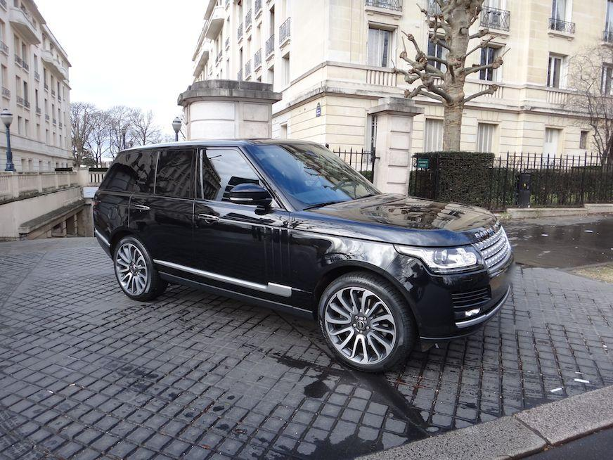 Land Rover RANGE ROVER 4.4L SDV8 AUTOBIOGRAPHY