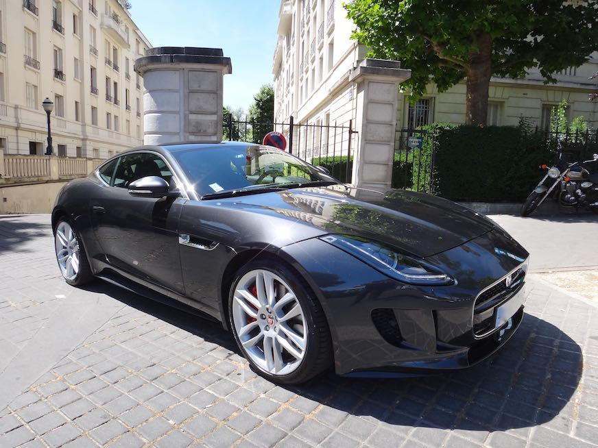 Jaguar F-TYPE Coupe 5.0 V8 R