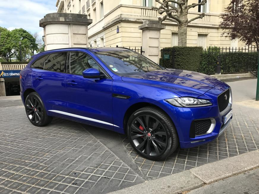 Jaguar F-Pace S First Edition