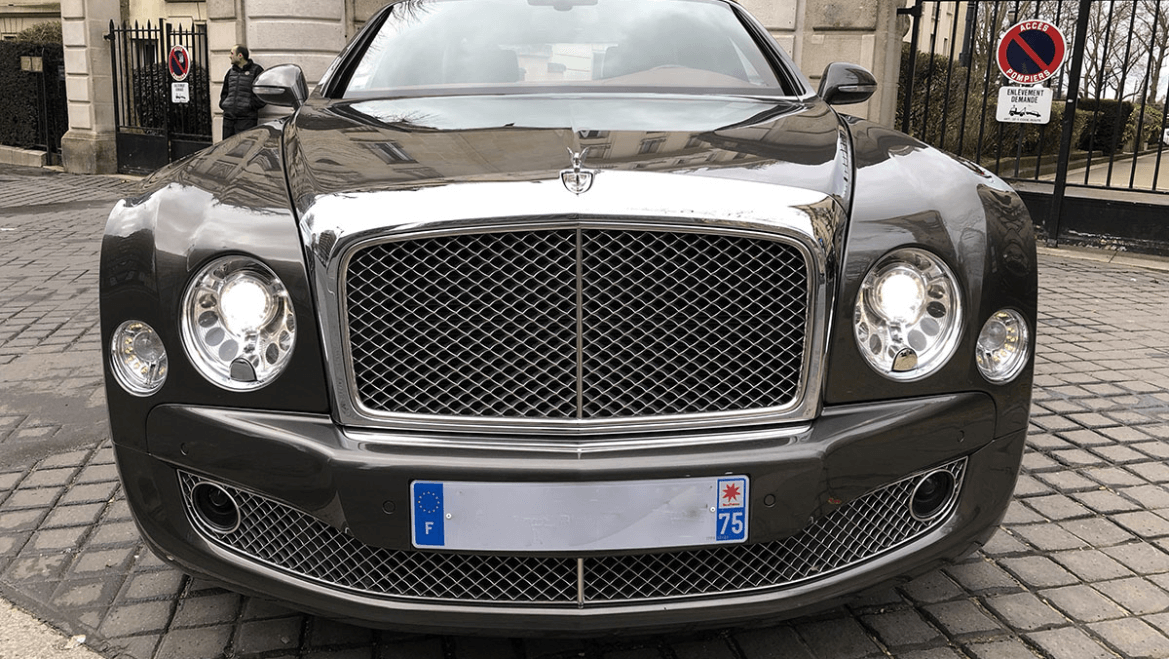 Bentley Mulsanne 2